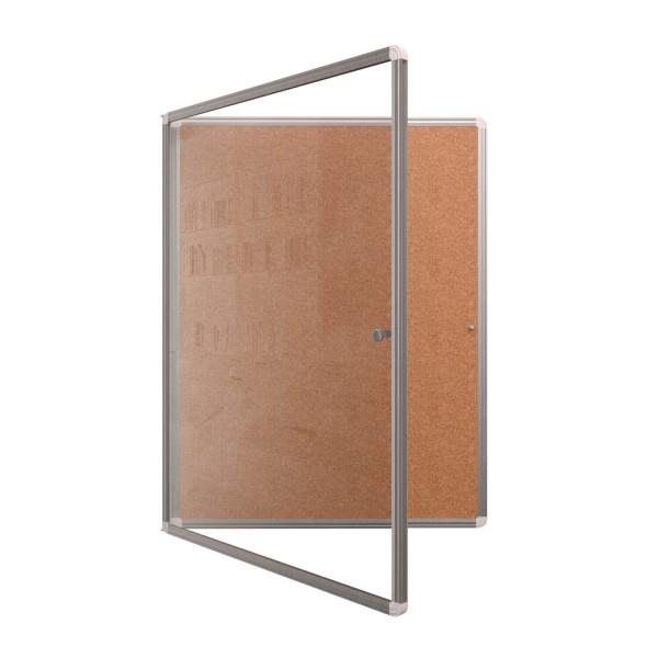 Доска-витрина пробковая