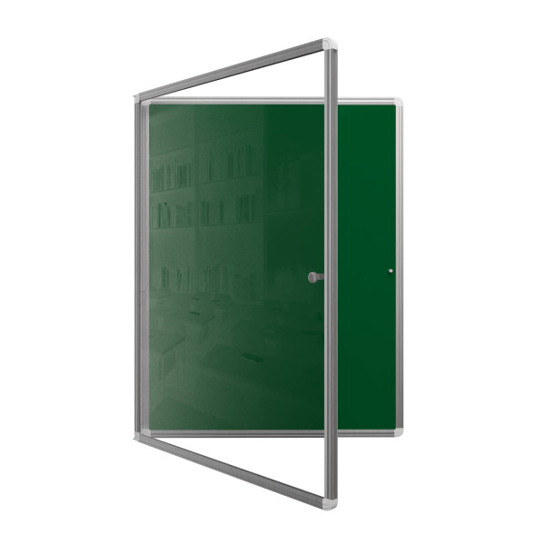 Доска-витрина магнитная