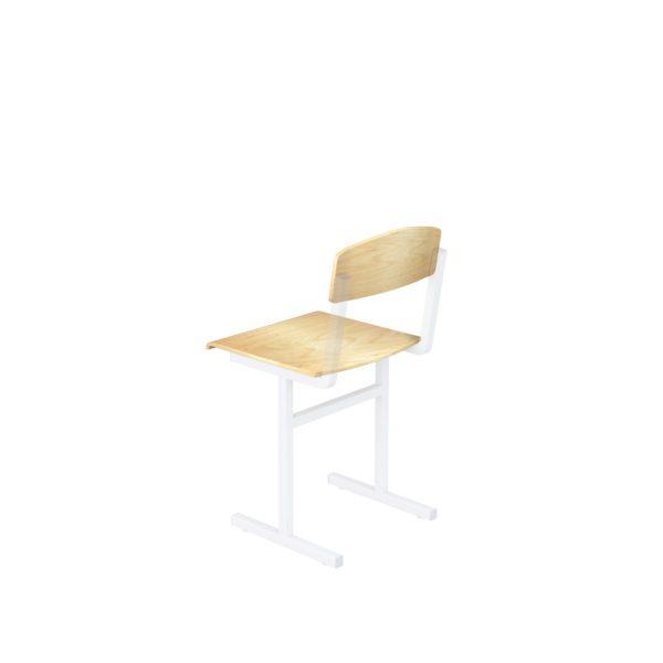 Комплект деревянный деталей стула (спинка и сиденье)-min