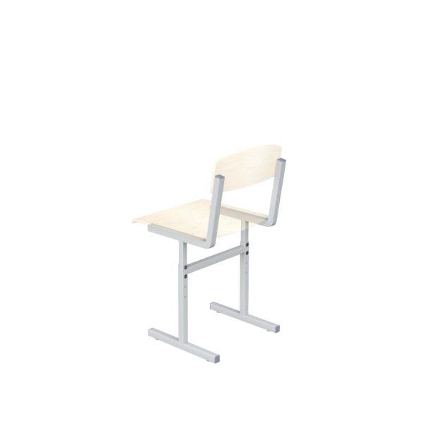 Металлокаркас стула ученического регулируемого-min