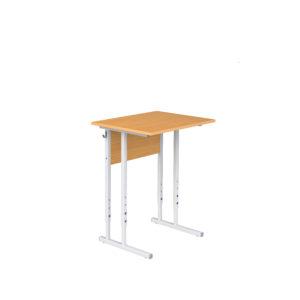 Столы ученические регулируемые одноместные