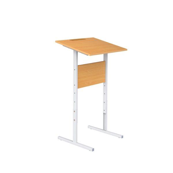 """Стол ученический для работы стоя """"Конторка"""" регулировка по высоте"""
