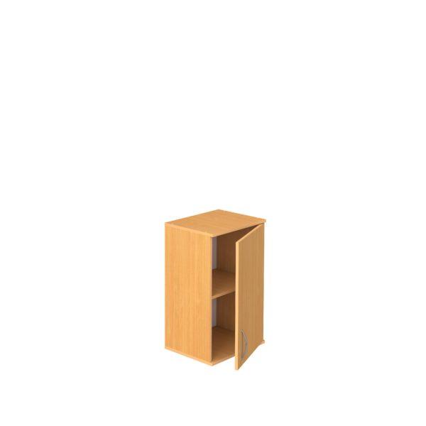 Антресоль 2-уровневая узкая закрытая