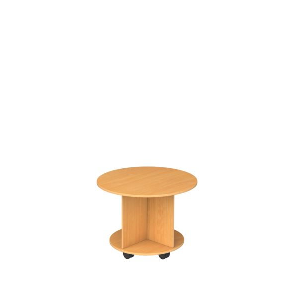 стол журнальный круглый