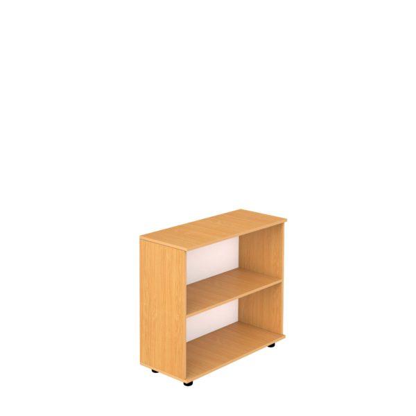 Шкаф-стеллаж открытый 2-уровневый
