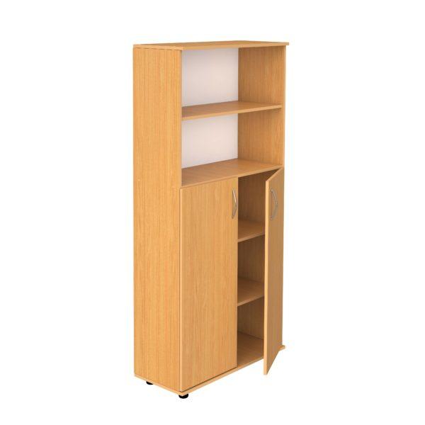Шкаф 5-уровневый полуоткрытый