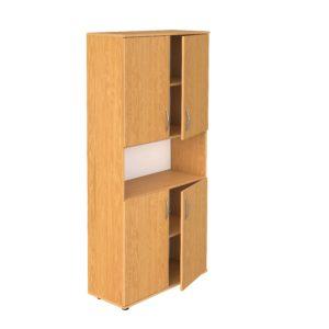Шкаф для документов закрытый с нишей