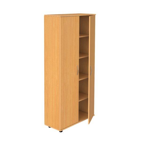 Шкаф двухстворчатый для документов закрытый