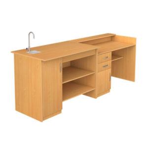 Мебель специализированная для отдельных кабинетов