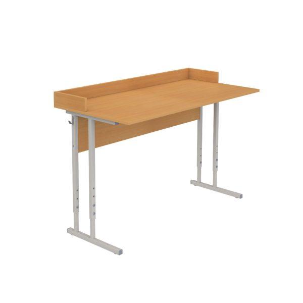 Стол ученический регулируемый для кабинета физики