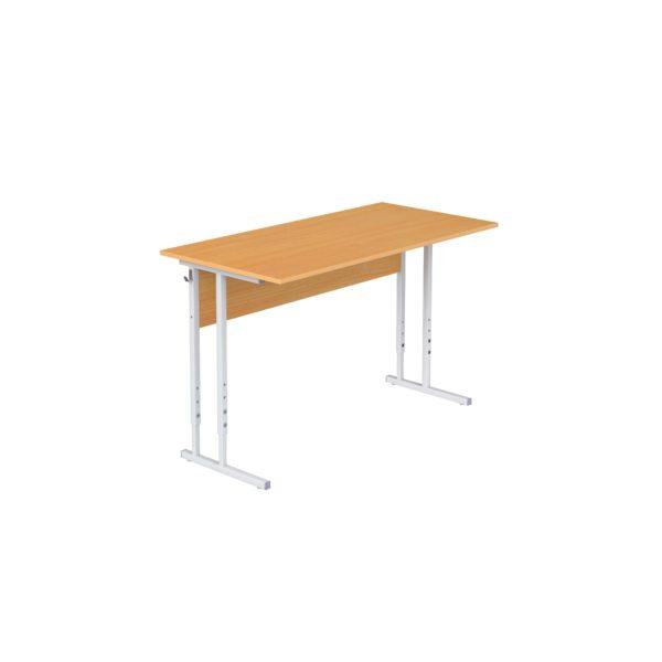 Стол ученический лабораторный для кабинета физики регулируемый