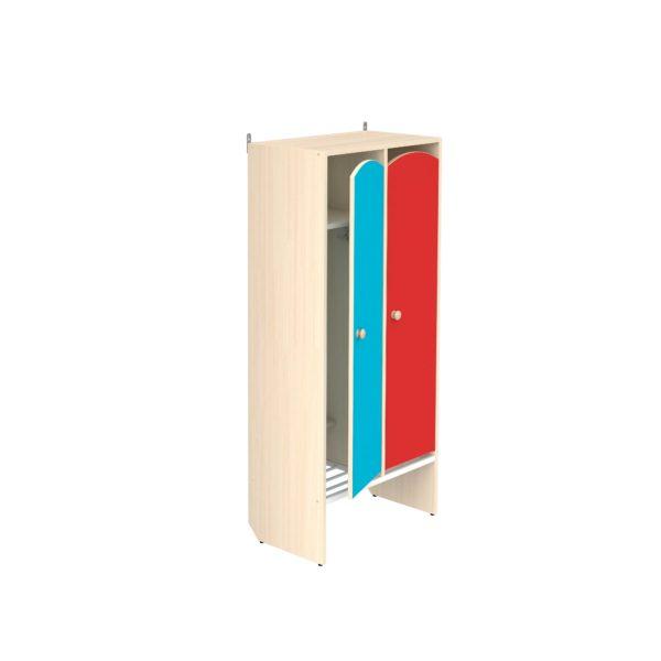 шкафчик для детского сада