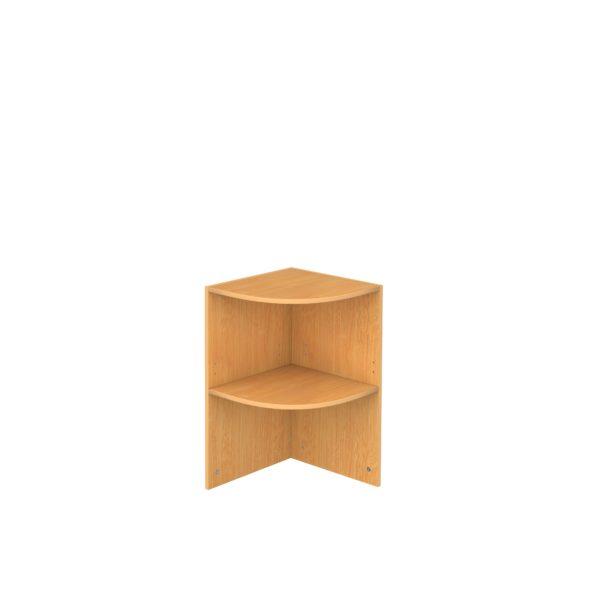 Секция верхняя 2-ярусная угловая