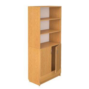 Шкаф полуоткрытый для таблиц