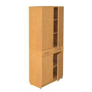 Шкаф закрытый с ящиком