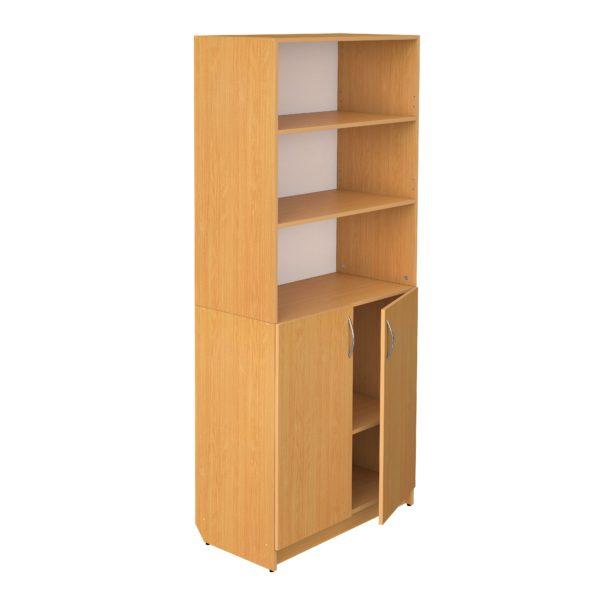 шкаф полуоткрытый