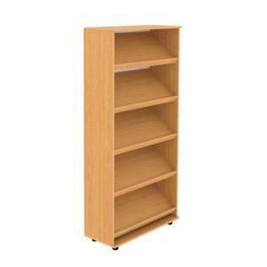 Шкаф 5-уровневый открытый