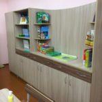шкаф модульный